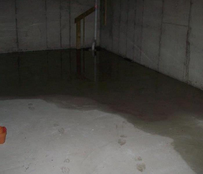 Ground Water Can Mean Mold
